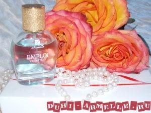 Стойкость парфюма. Аромат духов Армель.